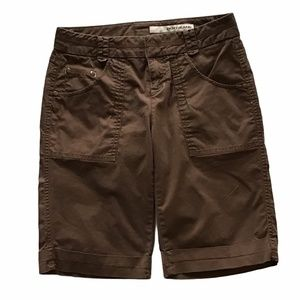 DKNY Jeans Brown Shorts - 6